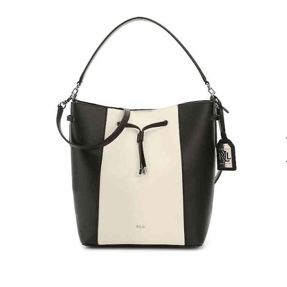 ✨HOST PICK✨Ralph Lauren bucket bag 199d2d37f9d02